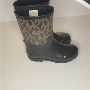 Girls Michael Kors Rain Boots